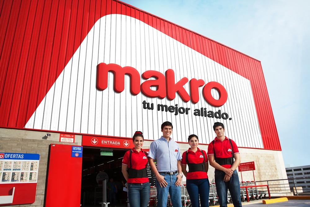 Enviar hoja de vida Makro