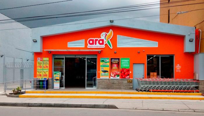 Oferta de empleo en Ara