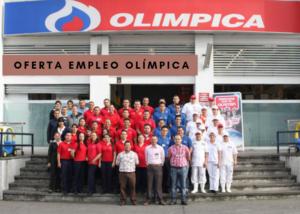 Oferta Empleo Olímpica