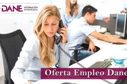 Oferta Empleo Dane