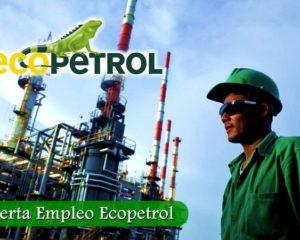 Oferta Empleo Ecopetrol