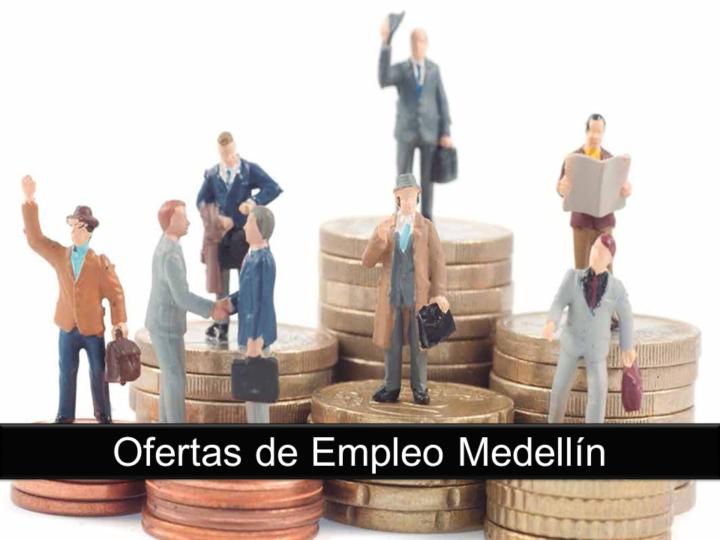 Ofertas de Empleo Medellín