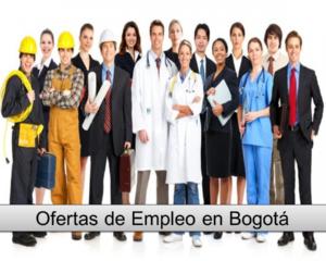 Ofertas de Empleo en Bogotá