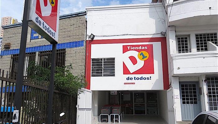 Empleo Tiendas D1